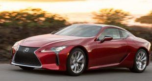 Lexus lideró el camino en la encuesta de confiabilidad de Consumer Reports