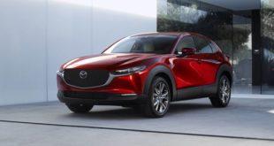 El Mazda CX-30 hará su debut en el auto show de Los Ángeles