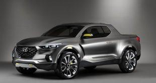 """La nueva Hyundai Santa Cruz se fabricará en """"Sweet Home Alabama"""""""