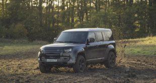 El nuevo Land Rover Defender 110 mostrará su capacidad todoterreno en la nueva película de James Bond
