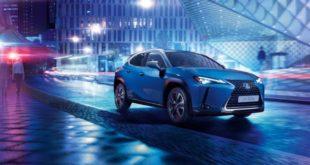 Lexus presentará en china su primer vehículo totalmente eléctrico