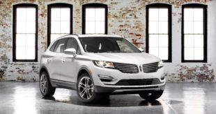 Lincoln MKC del 2019, un crossover de lujo